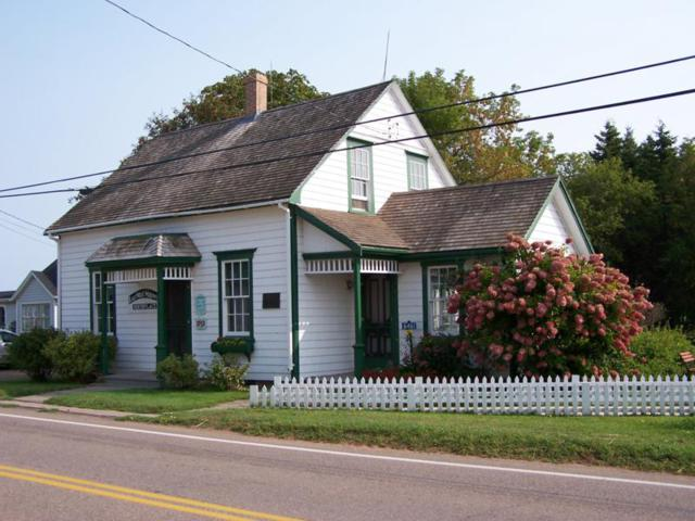 Lucy Maud Montgomery's Home