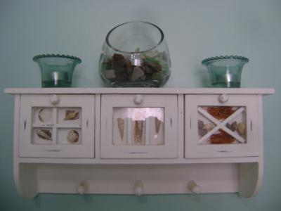 seaglass display
